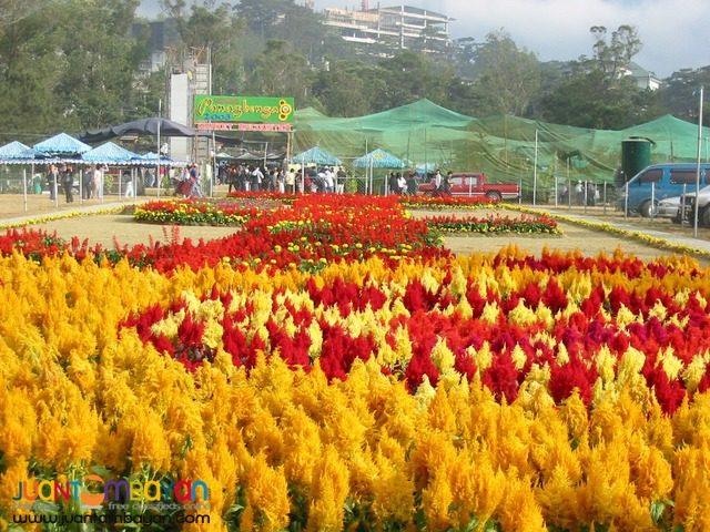 Baguio Tour Package A - Overnight