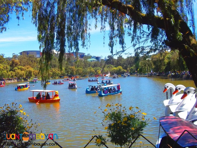Baguio Tour Package A - 3 Days 2 Nights