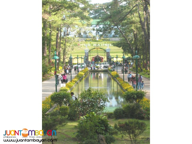 Baguio Package B, Overnight