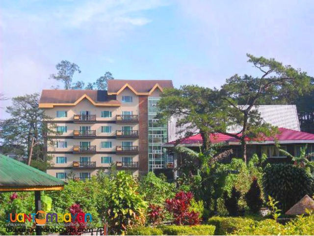 Baguio Package D, 3 Days 2 Nights with - Thunderbird La Union