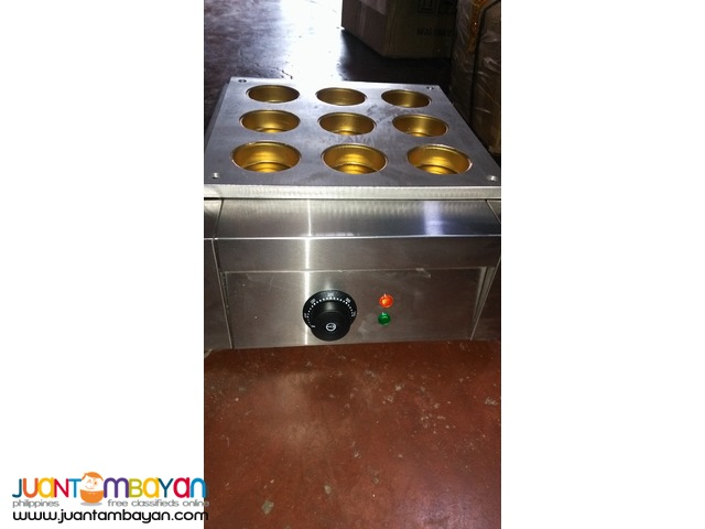 Japanese Cake molder Gas Type kindly read the add details