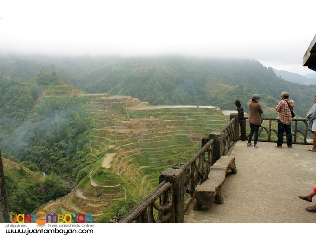 Banaue Tour - Hiking Cambulo, Batad, Bangaan then Rice Terraces