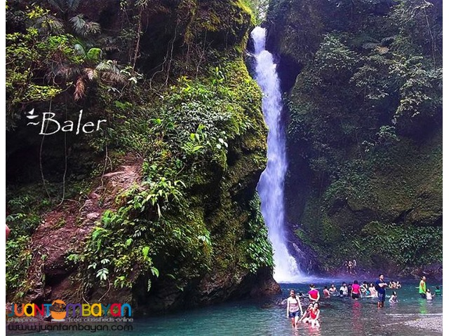 Twins Inn, Baler Tour Package