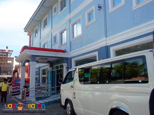 Machiaavelli Hotel, Baler Tour Package