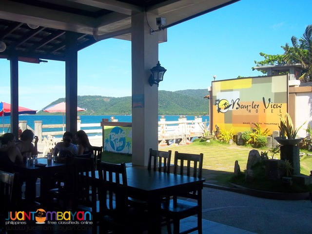 Bay-ler-View, Baler Tour Package