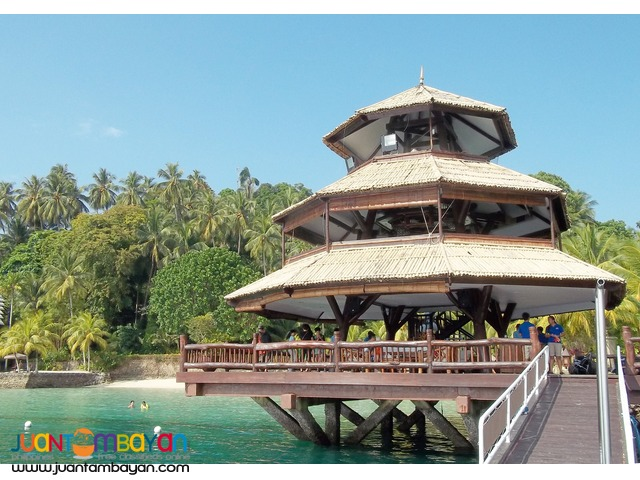 1 Night Davao Hotel 1 Night Pearl Farm (Tour A)