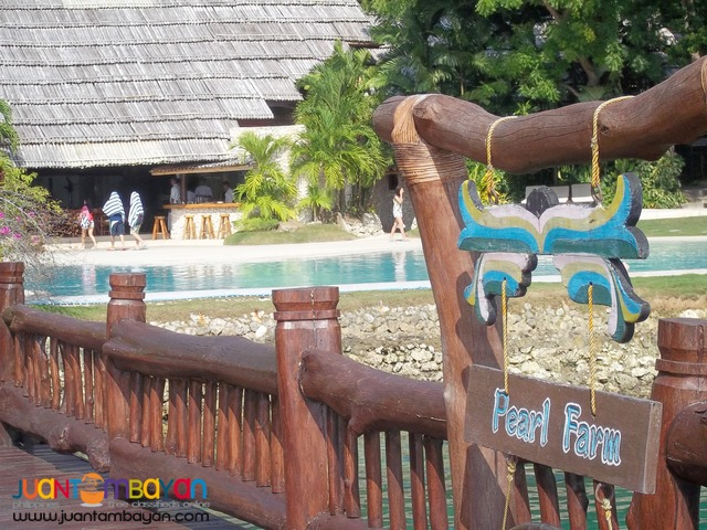 2 Nights at Pearl Farm Davao with Samal Island Day Tour (Tour C)
