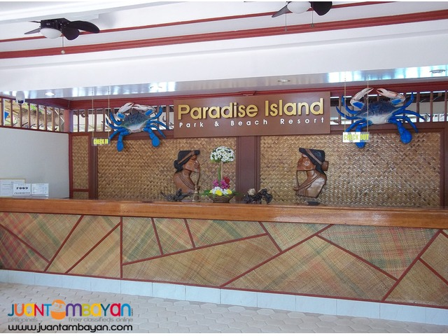 1 Night Davao City Hotels, 2 Nights Paradise Island Davao  (Tour C)