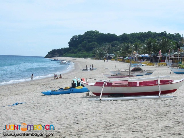 Puerto Galera Package White Beach Puerto  Galera Beachfront Hotels