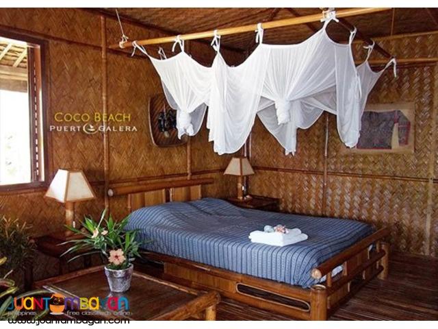 Coco Beach Puerto Galera Package