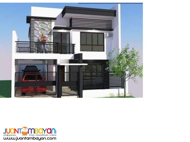 BIG House in Paranaque Single Attached 131sqm - MILLBRAE