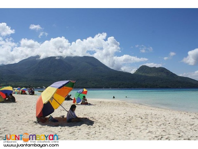 Package 2 - A Camiguin Tour Package - Overnight