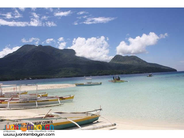 Package 3 - Camiguin Tour Package - Overnight