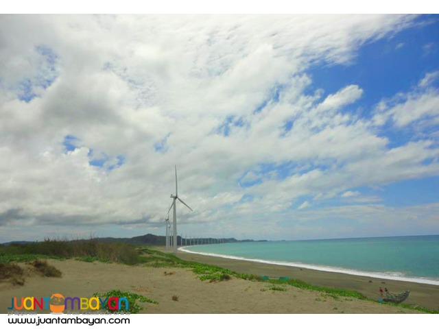 Ilocos Tour package, with 2 Wholeday Ilocos Tour