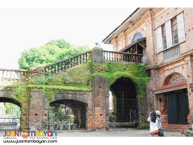 Vigan Tour with 2 Wholeday Ilocos Tour