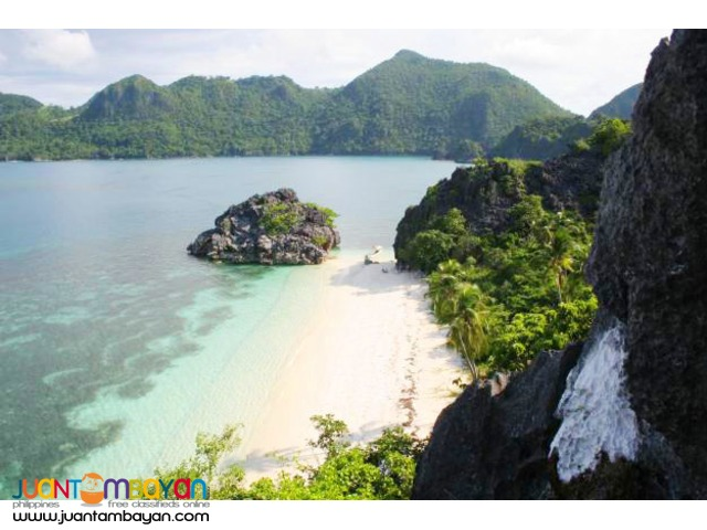 Caramoan Tour Package- Gota Beach Resort