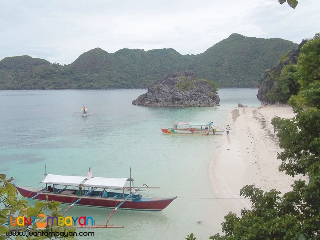 Caramoan Tour Package, Tugawe Cove