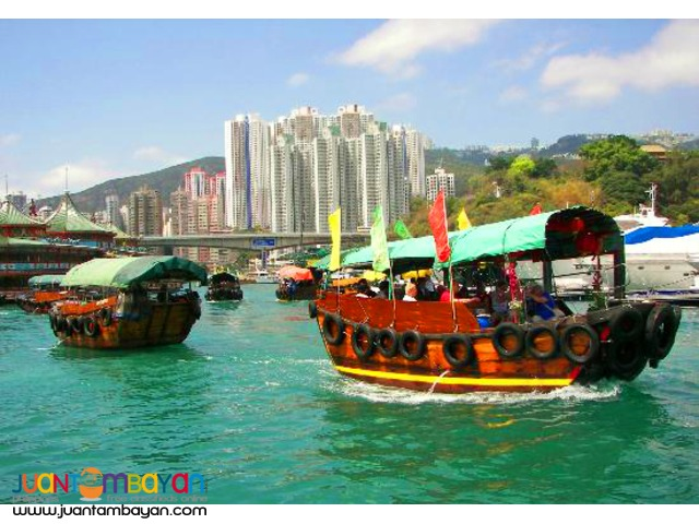 Hong Kong Tour Package - with City Tour