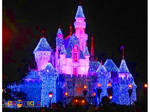 Hong Kong Tour - Disneyland