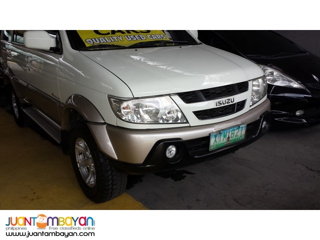Car loan isuzu cross wind low d.p cash or thru financing