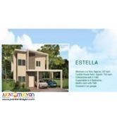 Estella Single Detached House in Soluna Residences in Molino Blvd