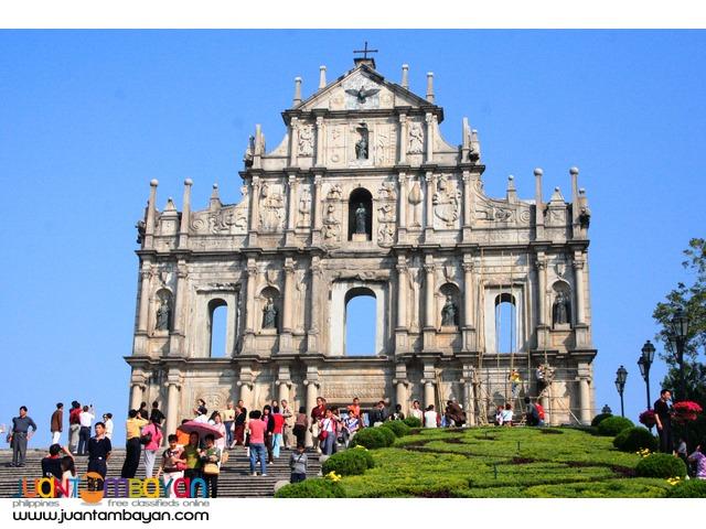 Hongkong Tour, Macau Tour