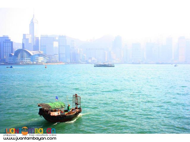 Hongkong Tour, Lantau Tour