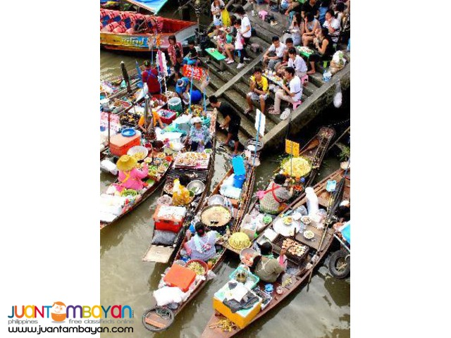 Bangkok Tour Package,Thailand- with 1/2 Day City Tour