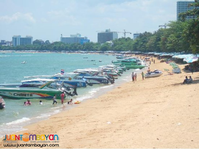 Pattaya Thailand, Free and Easy package