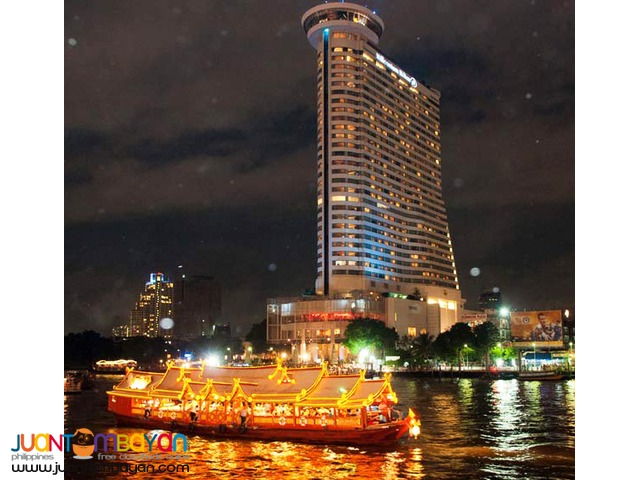 Bangkok Tour, Half Day, Dinner Cruise