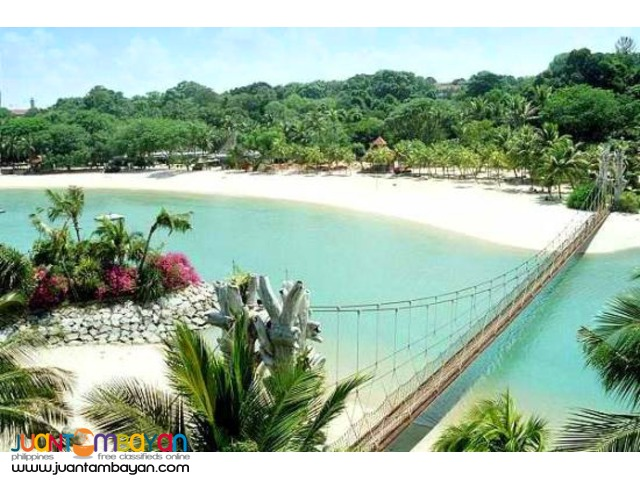 Singapore Tour Package - Sentosa and RWS Hotels with City Tour