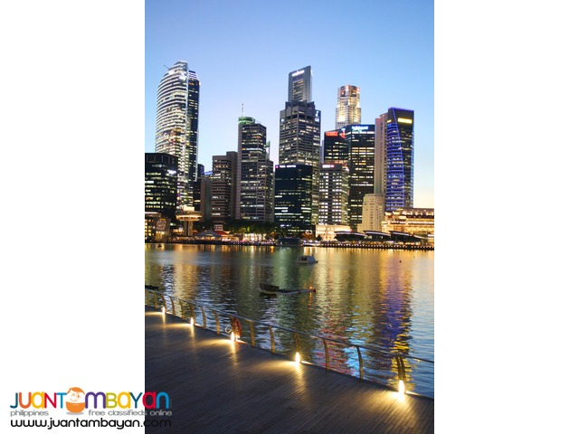 Singapore Tour, River Explorer Boat Tour