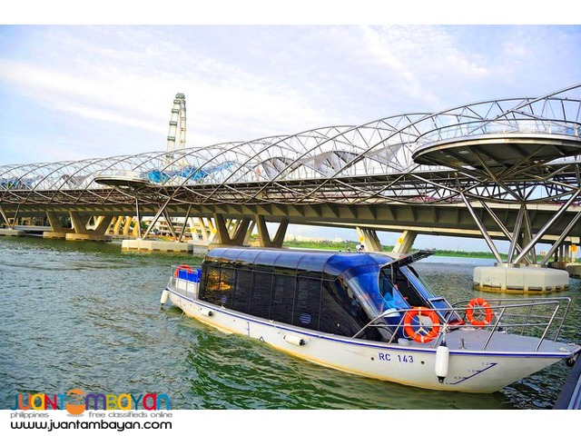 Singapore Tour, Bubble Jet Boat
