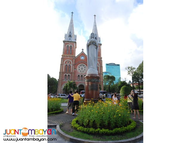Vietnam Tour Ho Chi Minh, Budget Hotel 3 days and 2  nights