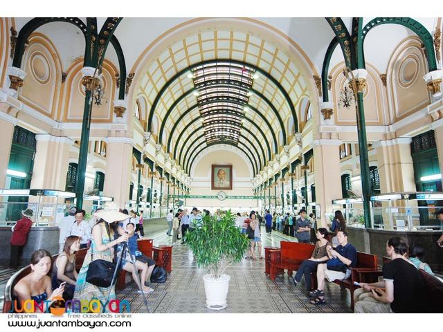 Vietnam Tour Ho Chi Minh, 3 Star Hotel