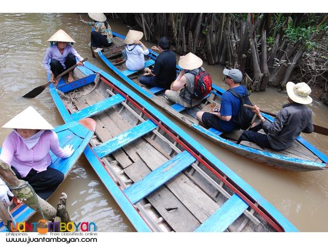 Vietnam tourist spots, Water Puppet Show,