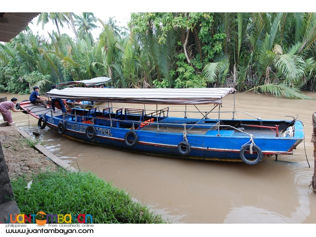 Vietnam tourist spots, 1 Day Mekong (Cai Be - Vinh Long)
