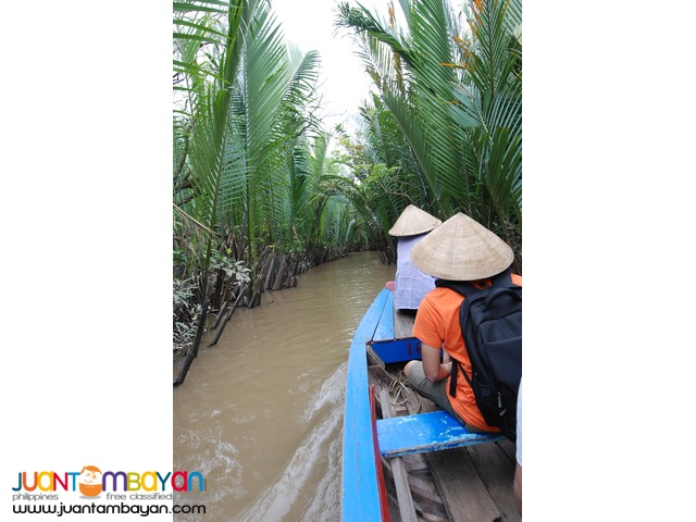 Vietnam tourist spots, 1 Day Mekong (My Tho - Ben Tre)