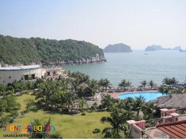Vietnam Tour Hanoi, Halong Bay on Imperial Junk Boat and Catba Island