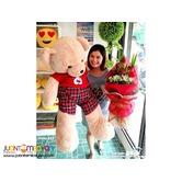 Stuffed toys Teddy bears ferrero bouquets free flower delivery