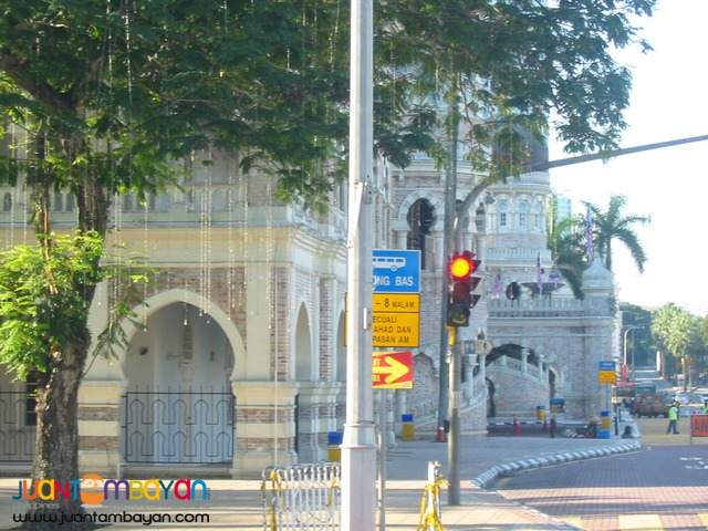 Malaysia Tour Packages - 5 Star Hotel Kuala Lumpur