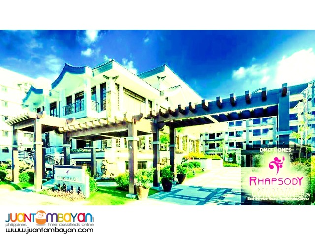 Low DP RFO 2br Condo in Muntinlupa Alabang