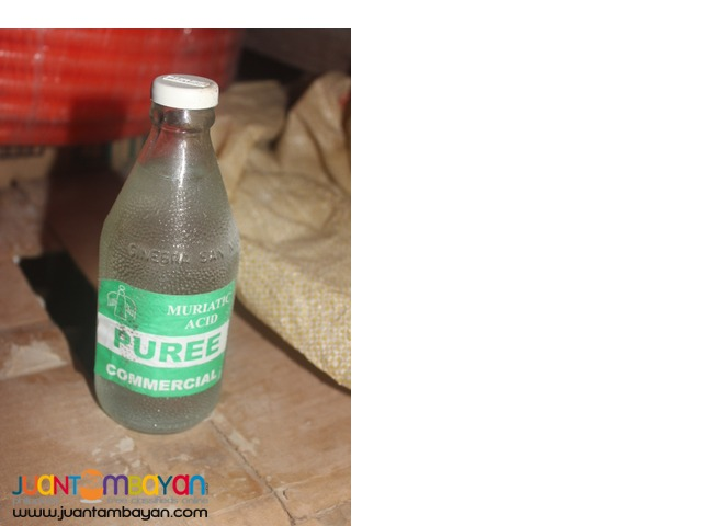 Muriatic Acid Philippines Wholesale