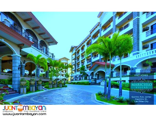 Maricielo Villas Las Pinas Ready for Occupancy