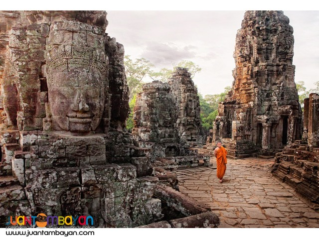 Cambodia Tour Package, Siem Reap