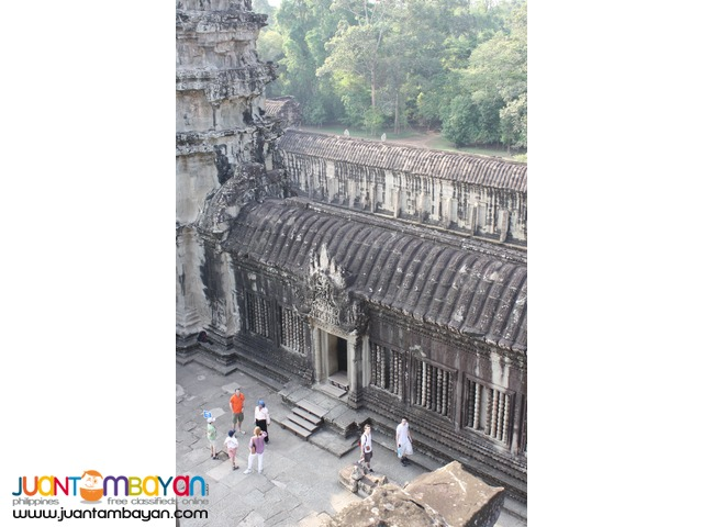 Cambodia Tour Package, Optional Tour, Angkor Temples