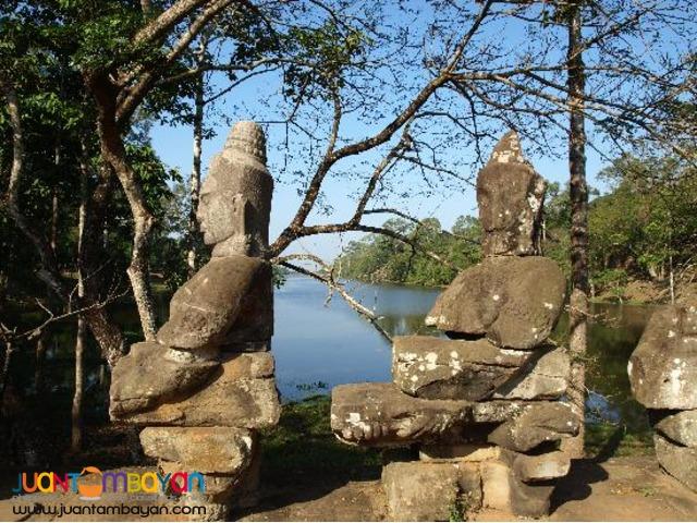 Cambodia Tour Package, Phnom Penh