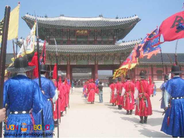 Korea tour package, Free and Easy Busan hotels