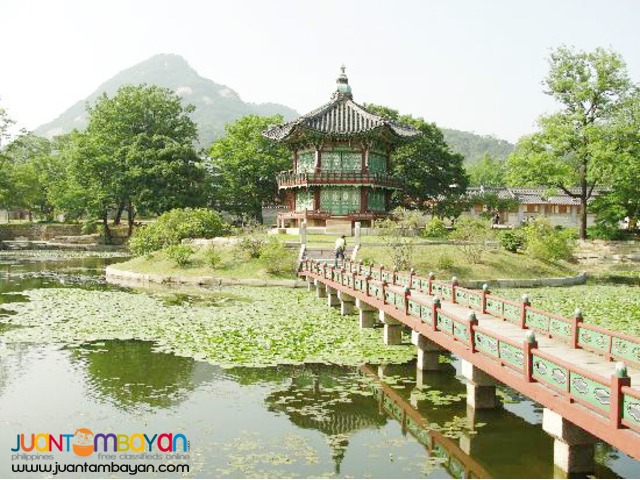 South Korea Tourist Spots,Bukchon Hanok Village, Morning Tour