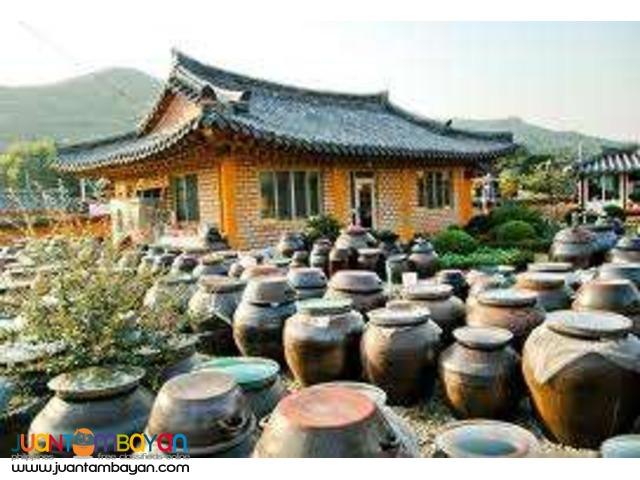 South Korea Tourist Spots, Incheon Pottery, Morning Tour